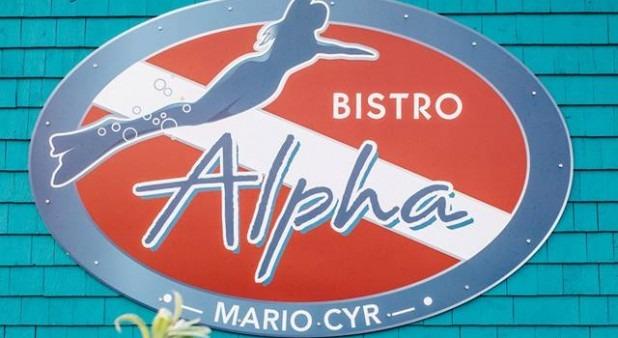 bistro plongée alpha
