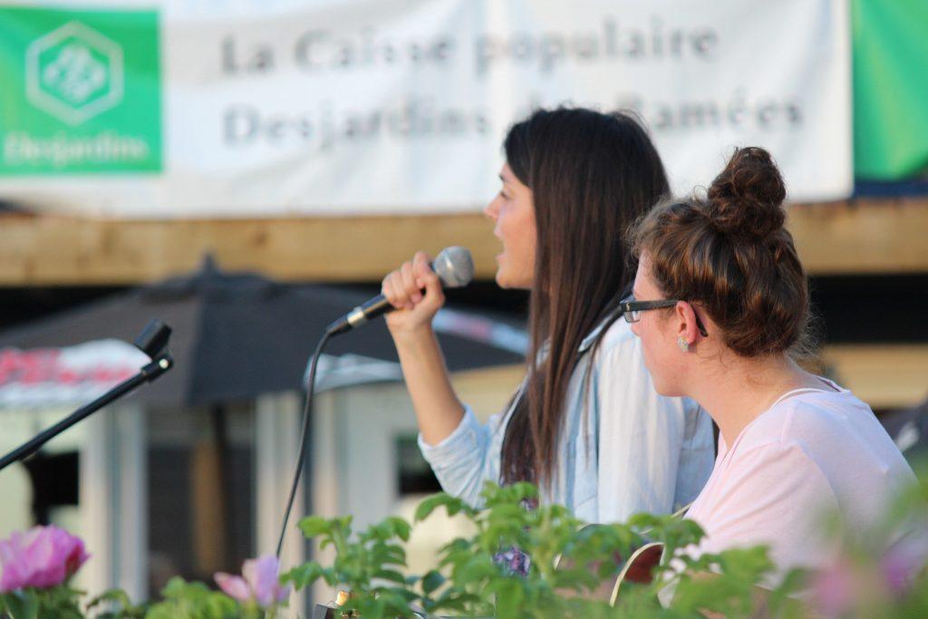 Annie-Claude et Andréanne