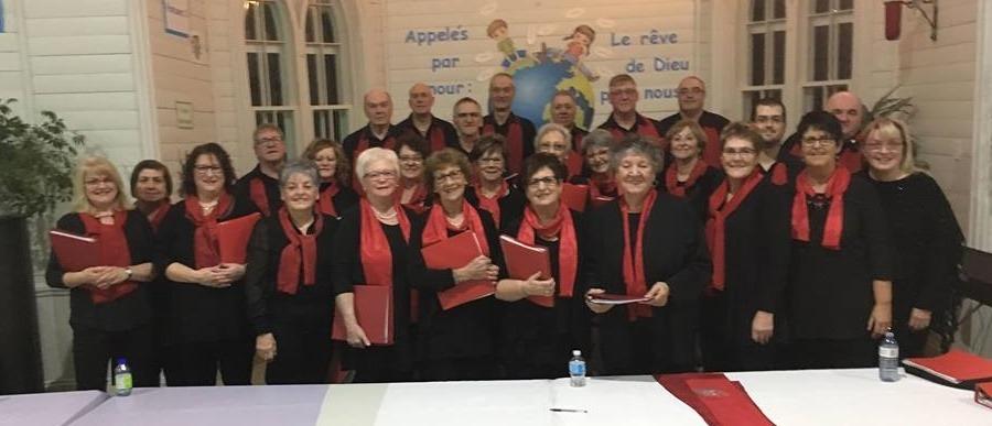 Chorale de l'église