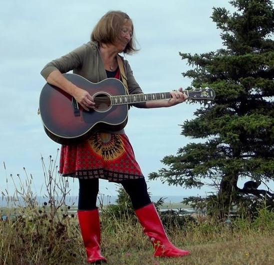 Concert en bottes rouges – Copie