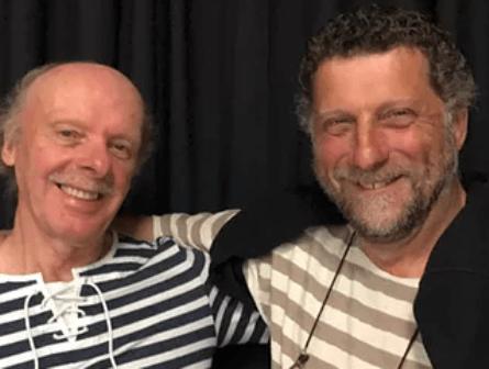Jean-Marc Bénard et Daniel Lafrance