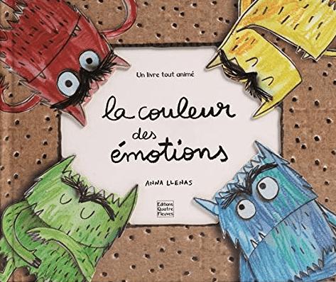 couleurs des emotions