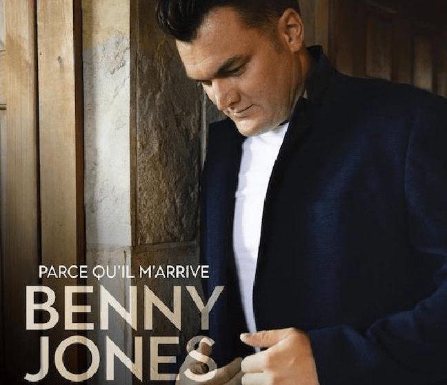 Benny Jones croped