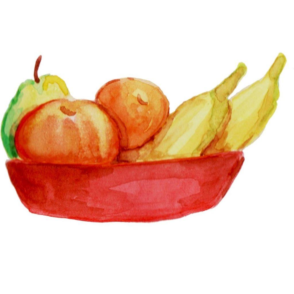 panier à fruits Show d'boucane