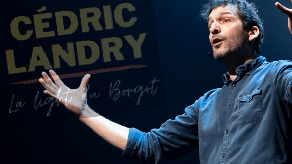 Cédric Landry