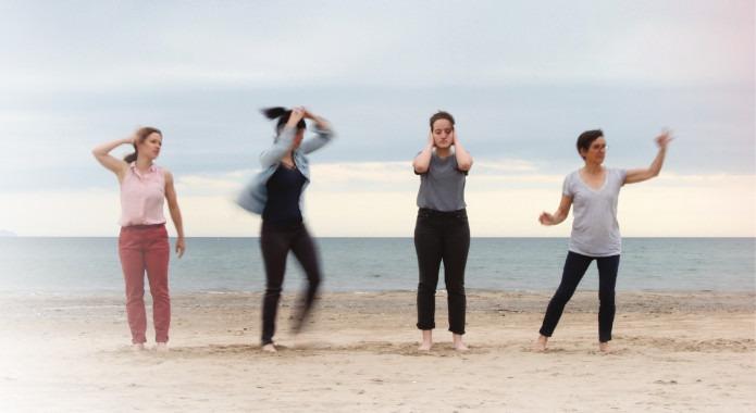 Les Passantes (Danse à 4 temps)