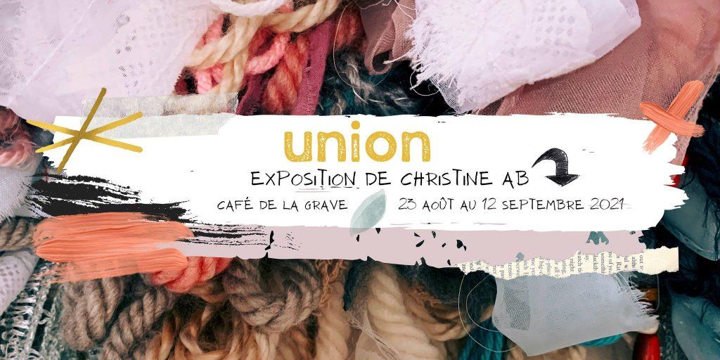 Union – expos Christine AB